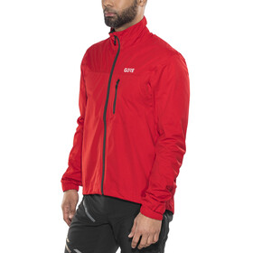 GORE WEAR C3 Gore-Tex Active Jacket Men red